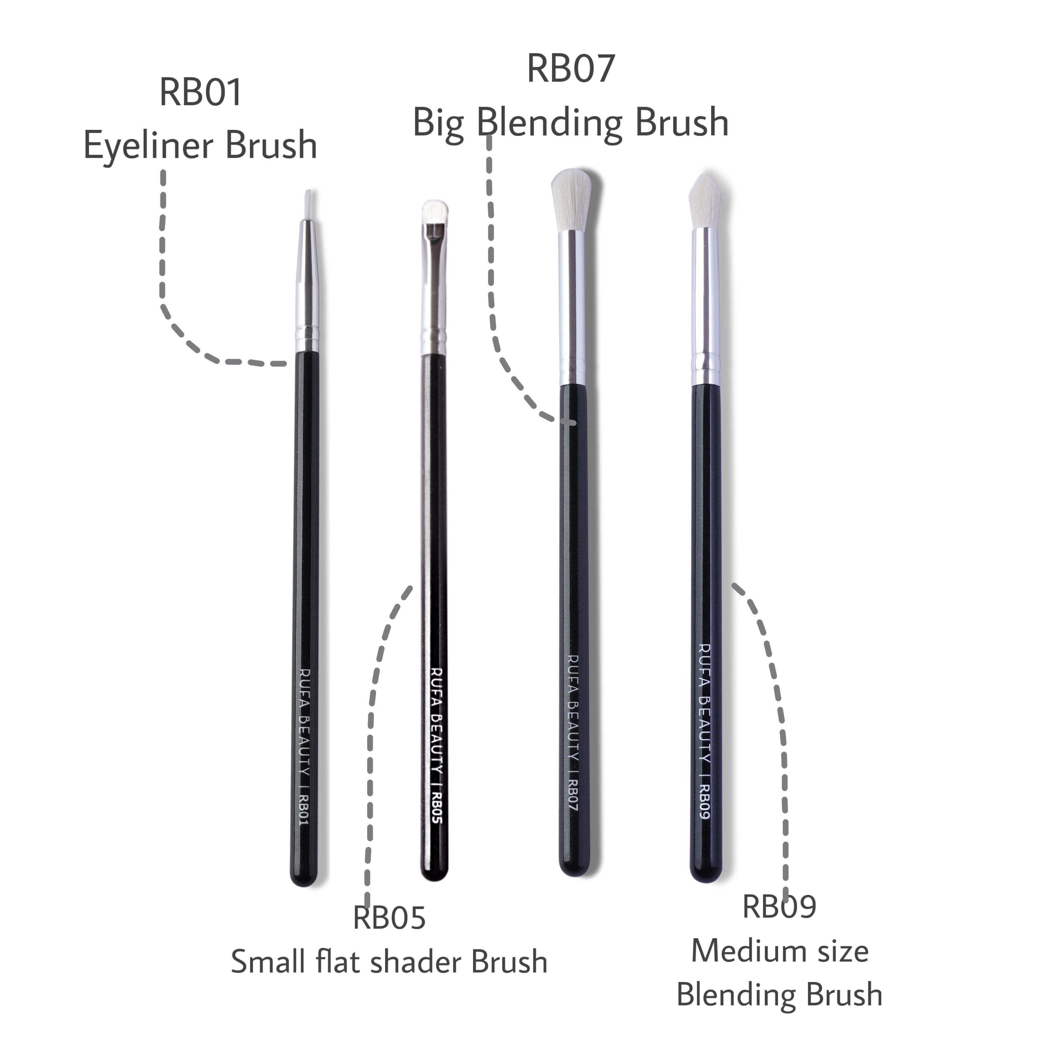 Eye'ssentials – Everyday Eye Brushes