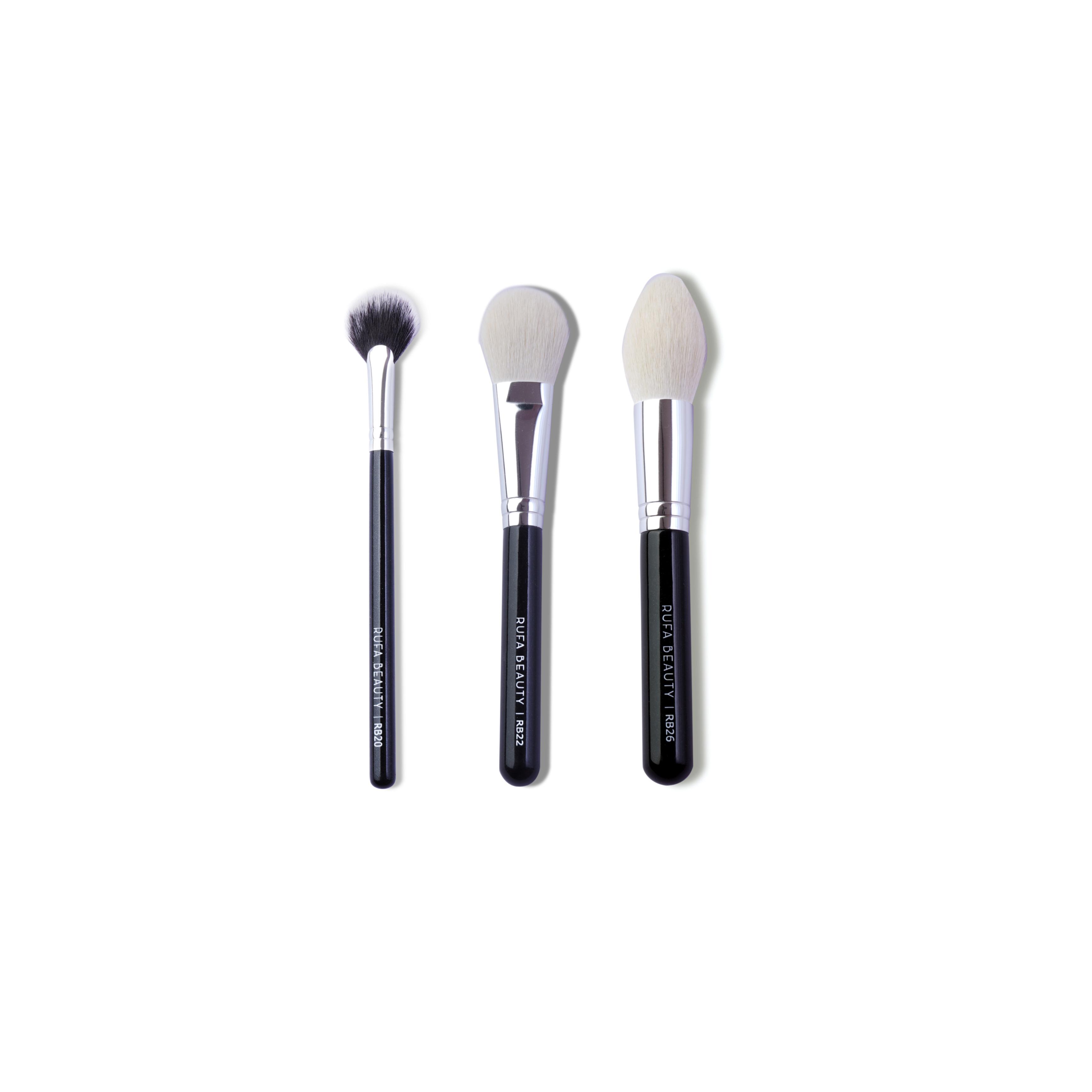Ace the Base – Powder brush set