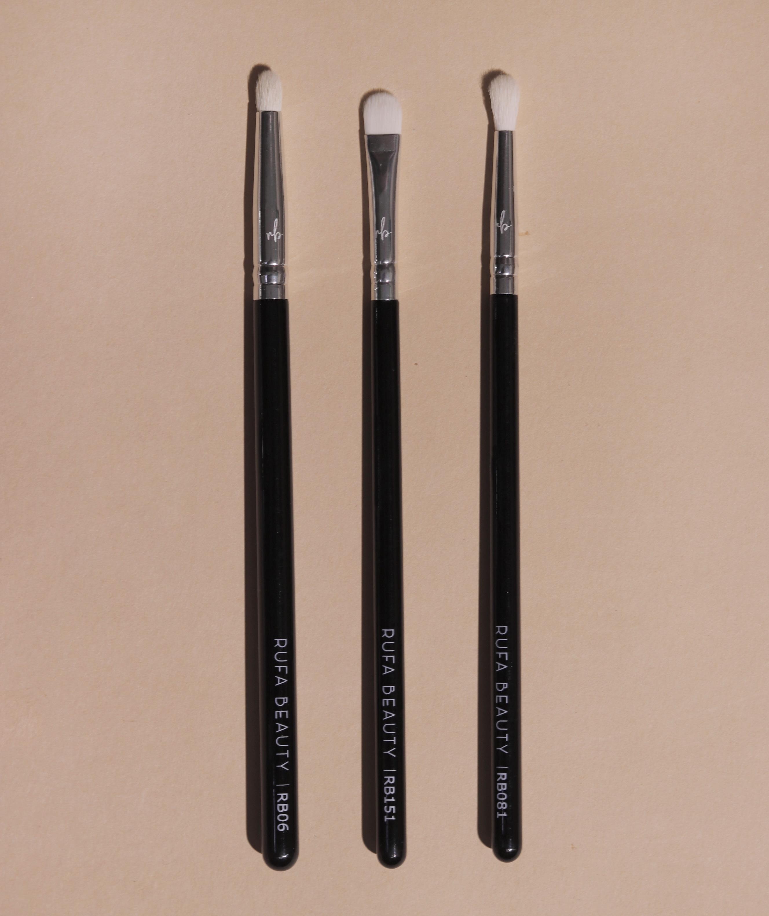 Intricate Eye Brushes